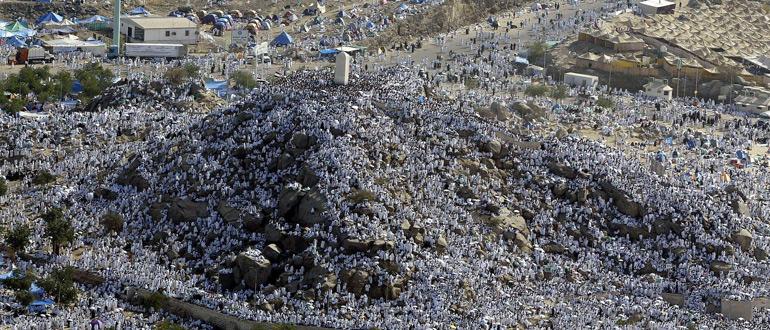 Гора Арафа фото