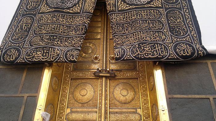двери Каабы