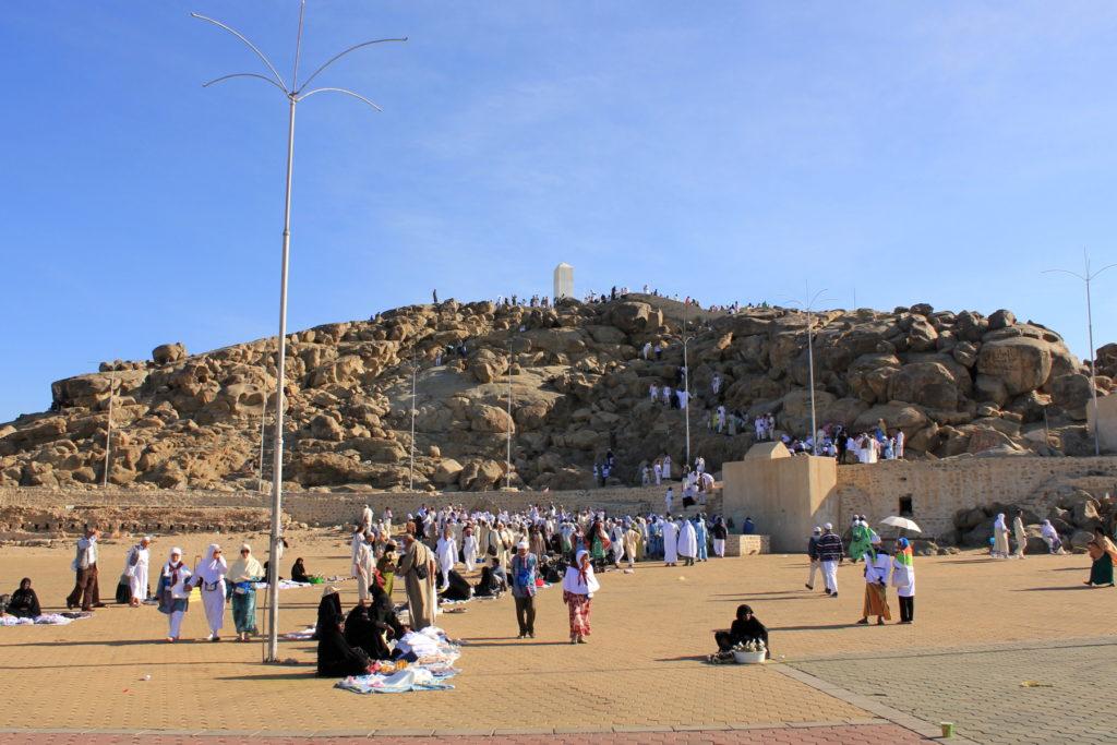 Гора Арафа